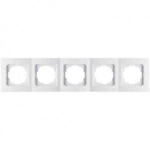 Рамка-5-ная-Nilson-Touran-белый-24110095